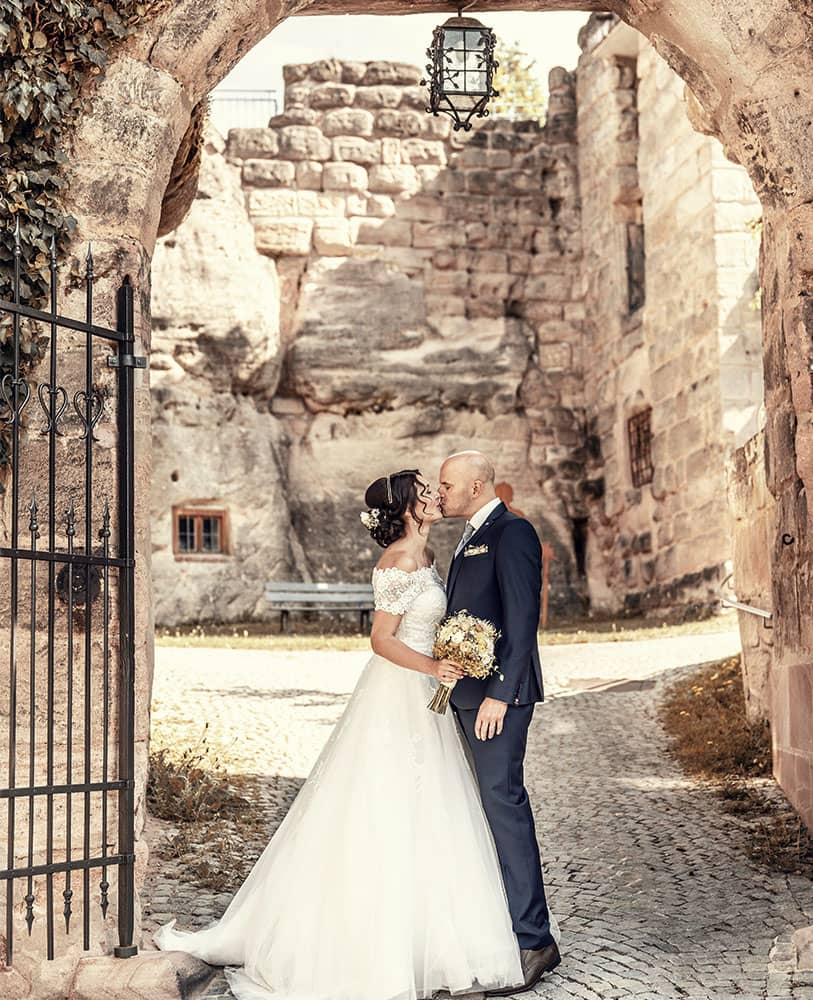 Brautpaar, Hochzeitsfotograf